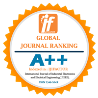 International Journal of Industrial Electronics and